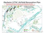 Illesheim  ETIK  Airfield Renovation Plan