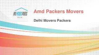 Get The Ultimate Help With Delhi Movers Packers