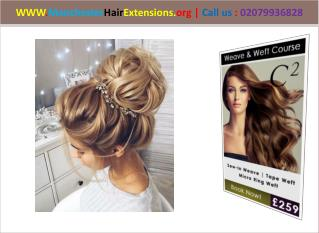 Award Winning Hair Extensions Manchester, UK
