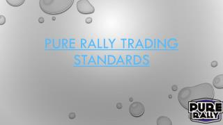 Pure rally trading standards,pure rally review,pure rally uk
