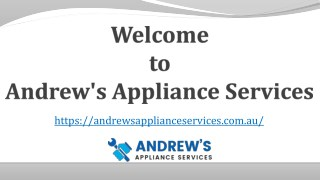 Washing Machine Repair Sydney | Andrew's Appliance Services