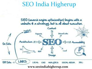 SEO India Higherup Best SEO Company in Delhi