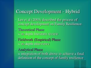 Concept Development - Hybrid