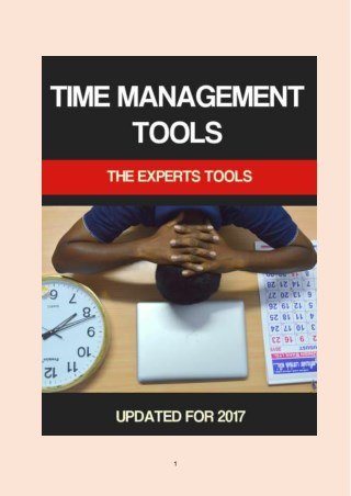 Top 16 Time Management Tools