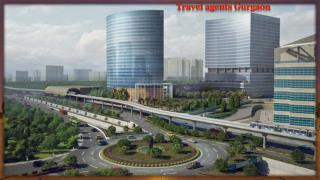 Don't miss a chance to visit Gurgaon with travel Agents