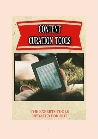 Top Content Curation Tools