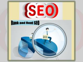 Rank and Rent SEO – Why It Is Becoming Popular