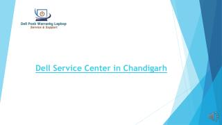 Dell Service Center in Chandigarh