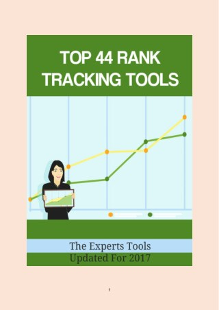 Top 44 Rank Tracking Tools