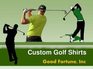Custom Golf Shirts Cheap