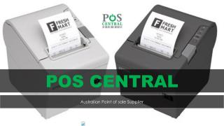 You have cash, will authenticate, yours receipt printer