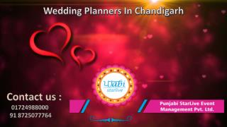 Planners helps to Organize your Wedding Party