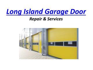 Long Island Garage Door Repair NY