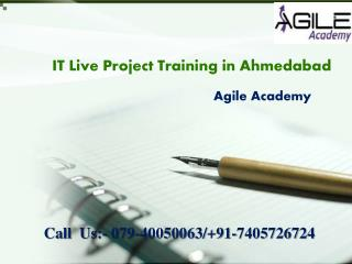 Join Agile Academy and boom your IT career with qualified training