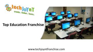 Top Education Franchise For The Success Of Every Child