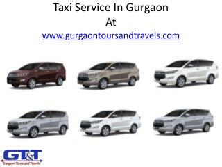 Taxi service in gurgaon-gurgaon tours and travels.9999666639