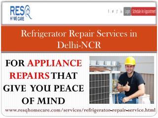 Refrigerator Repair in Delhi NCR