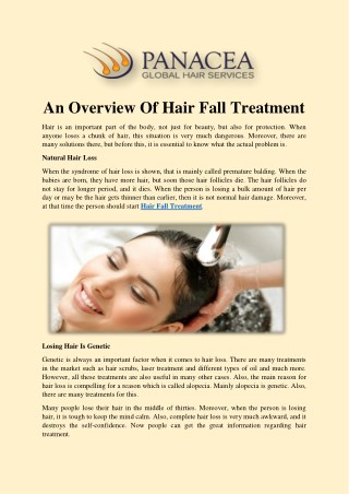 Hair Fall Treatment in Delhi, Hair Fall Treatment Clinic in South Delhi</title