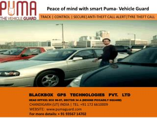 Best GPS Vehicle Tracking device in Chandigarh India| Anti car Theft Call Alert| Anti tyre Theft Call Alert
