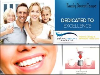 Cosmetic Dentist Tampa