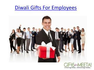 Buy Online Diwali Gifts for Employees