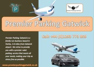 Premier Parking Gatwick
