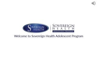 Certified Residential Treatment Centers - Sovereign Health of Rancho San Diego