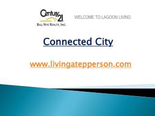 Connected City - livingatepperson.com