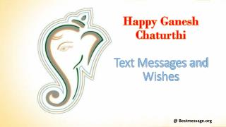 Best Ganesh Jayanti Wishes and Whatsapp Messages