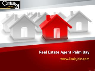 Real Estate Agent Palm Bay