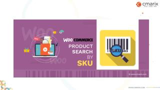 How to customize WooCommerce for Product Search SKU