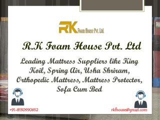 King Koil Mattress In Delhi