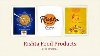 Instant Batter Mix - Rishta Healthy Food Products
