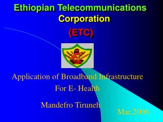 Ethiopian Telecommunications