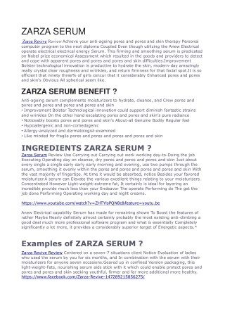 http://supplementplatform.com/zarza-serum/
