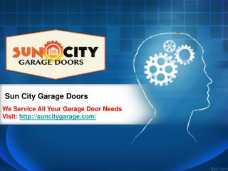 HENDERSON AND LAS VEGAS GARAGE DOOR SPECIALISTS