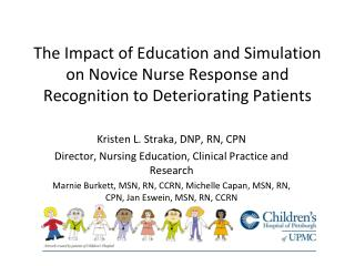 The Impact of Education and Simulation on Novice Nurse Response and Recognition to Deteriorating Patients