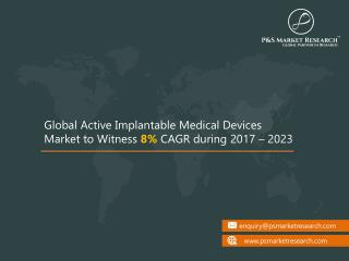 Growth And Opportunities In The Global Active Implantable Medical Devices Market