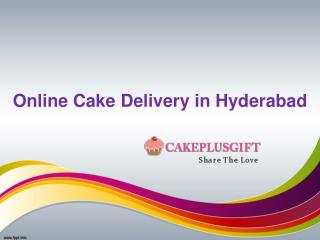 Online Cake Delivery in Hyderabad | Order Birthday cakes Online