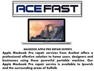 Best MAC Repair Company in Ipswich
