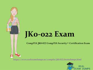 Prepare CompTIA JK0-022 Exam With Real Exam Questions - CompTIA JK0-022 Braindumps