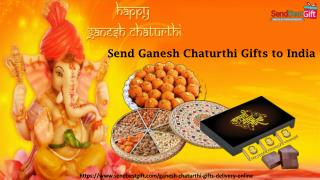 Send Ganesh Chaturthi Gifts, Sweets, Dry Fruits Delivery in India
