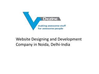 Website Designing Company in Delhi, Noida, India