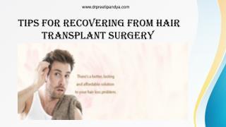 Dr. Preeti Pandya Plastic Surgery Specialist