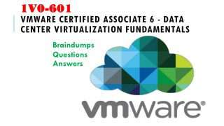 1V0-601 Braindumps & 1V0-601 Practice Test Questions Dumps
