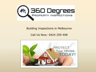 360 Degrees Property Inspections