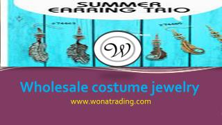 Wholesale costume jewelry-www.wonatrading.com