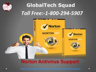 Norton Tech Support | Toll Free 1-800-294-5907