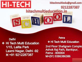 Hi Tech is Presenting Valuable Laptop Reparing Course in Laxmi Nagar, Delhi