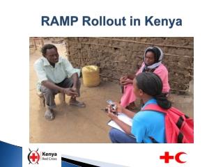 RAMP Rollout in Kenya